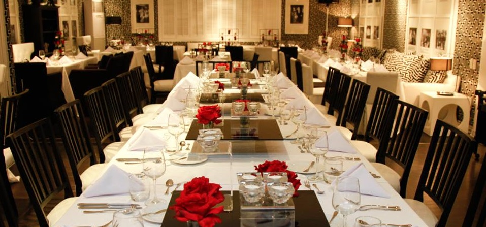Romulo Caf Is Your Dream Intimate Wedding Reception Venue